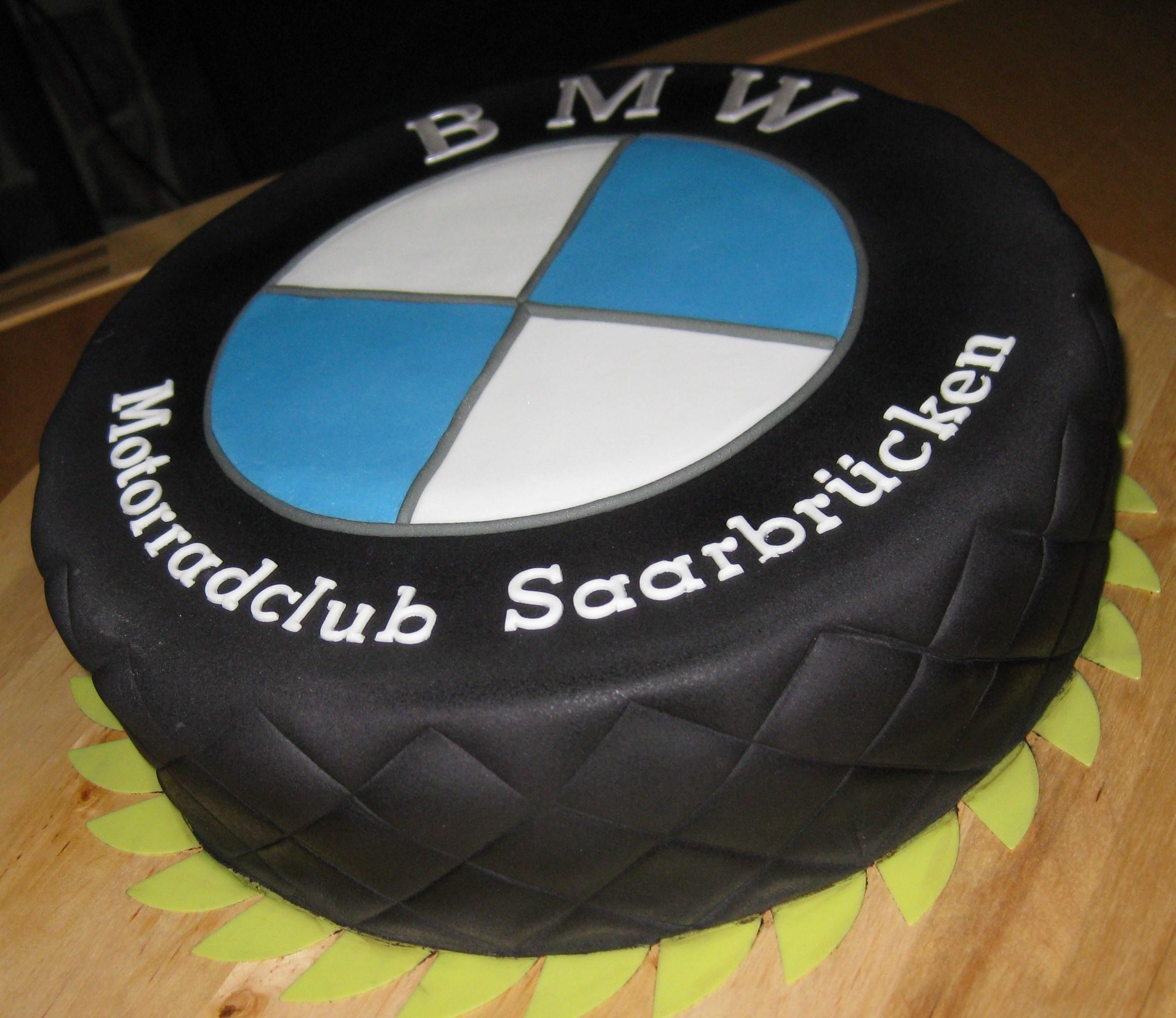Bmw Reifen Torte Mit Anleitung Tutorial Frau Paulus Tortendrang