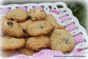 Cookies weiße Schokolade