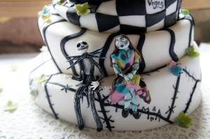 Torte Jack und Sally