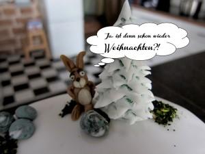 Hase Weihnachten Tortendekorationskurse Kaiserslautern HP