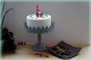 Torte Nikolaus / Weihnachtsmann
