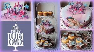 Torte und Cupcakes Violetta