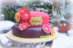 Torte Gerbera