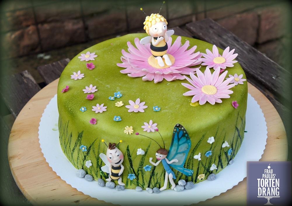Diy St Birthday Cake