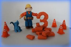 Torte Bob der Baumeister- Cake Bob the builder