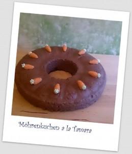 Möhrenkuchen Tamara k