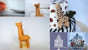 1-Anleitung Dschungel-Safari-torte mit tiger Elefant Giraffe4