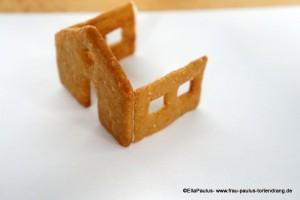 Lebkuchenhaus bauen