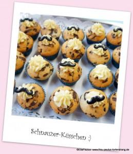 Minimuffin Schnurrbart