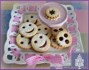 Cookies Spitzbuben Kekse