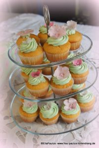 Rezept Schnelles Topping Cupcakes