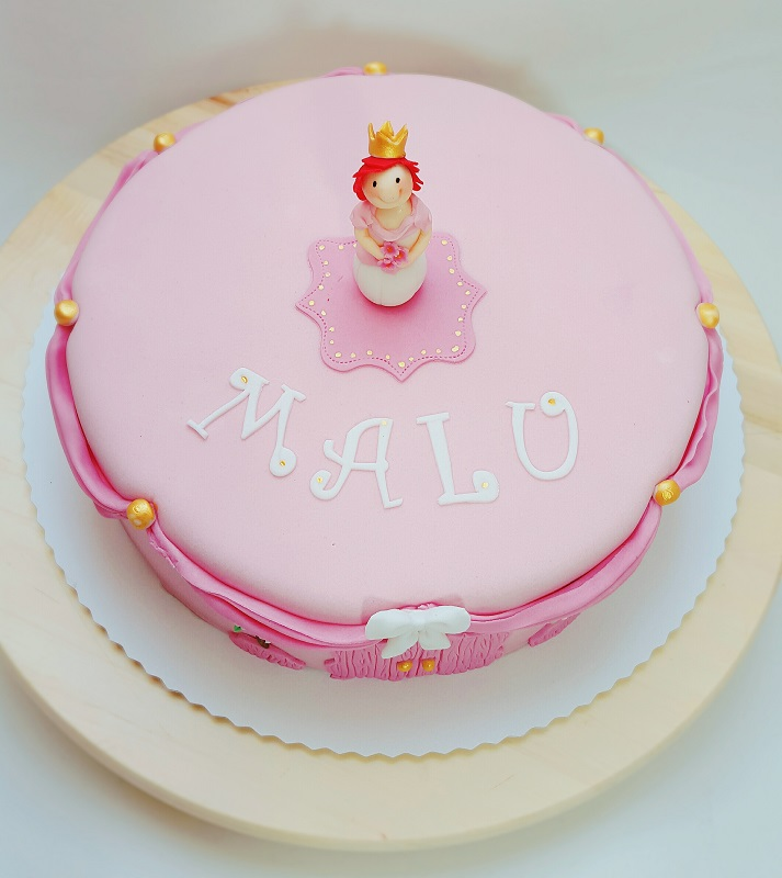 Torte Prinzessin Frau Paulus Tortendrang