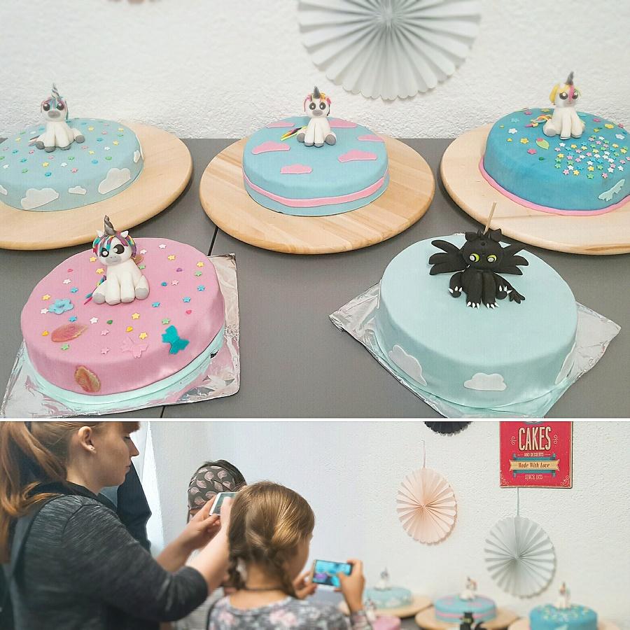 Torten dekorieren kurs saarland
