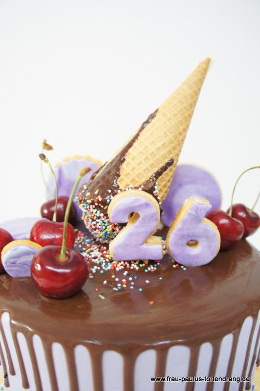 Cranberry Torte Vanillekuchen Vegan Bianca Zapatka Rezepte