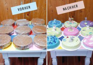 Kinder-Tortenkurs