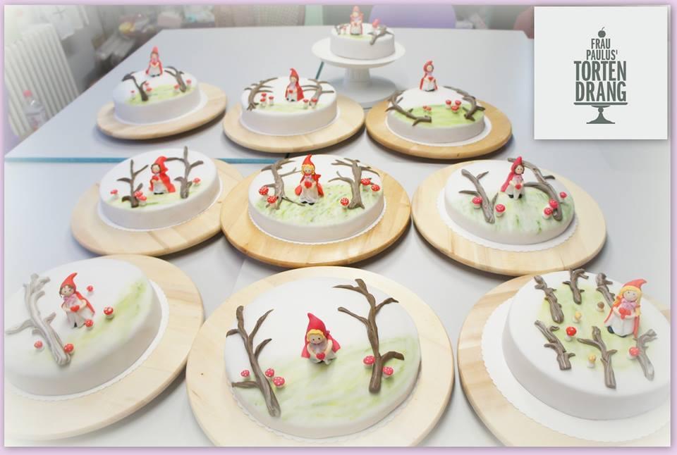 Tortenkurs im Saarland Saarbrücken