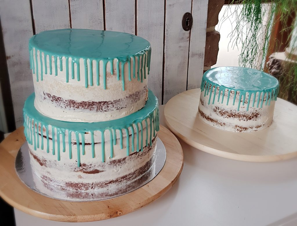 Rezept Frischkäse-Sahne-Torte